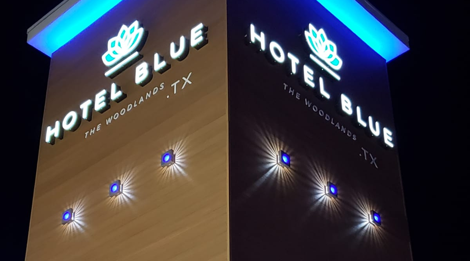 Hotel Blue Woodlands